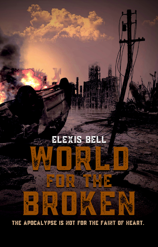 Cover of World for the Broken